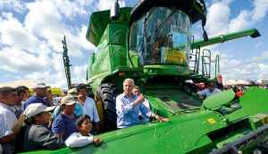Almaraz: MAS embraces capitalist model in agriculture