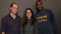 "El ""pecado"" que cometió LeBron James con Kate Middleton"