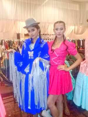 Tarija en el Bolivia Fashion Week