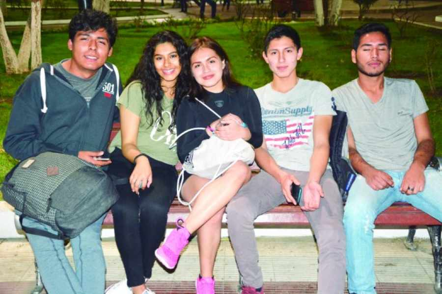 La movida de los TEENS